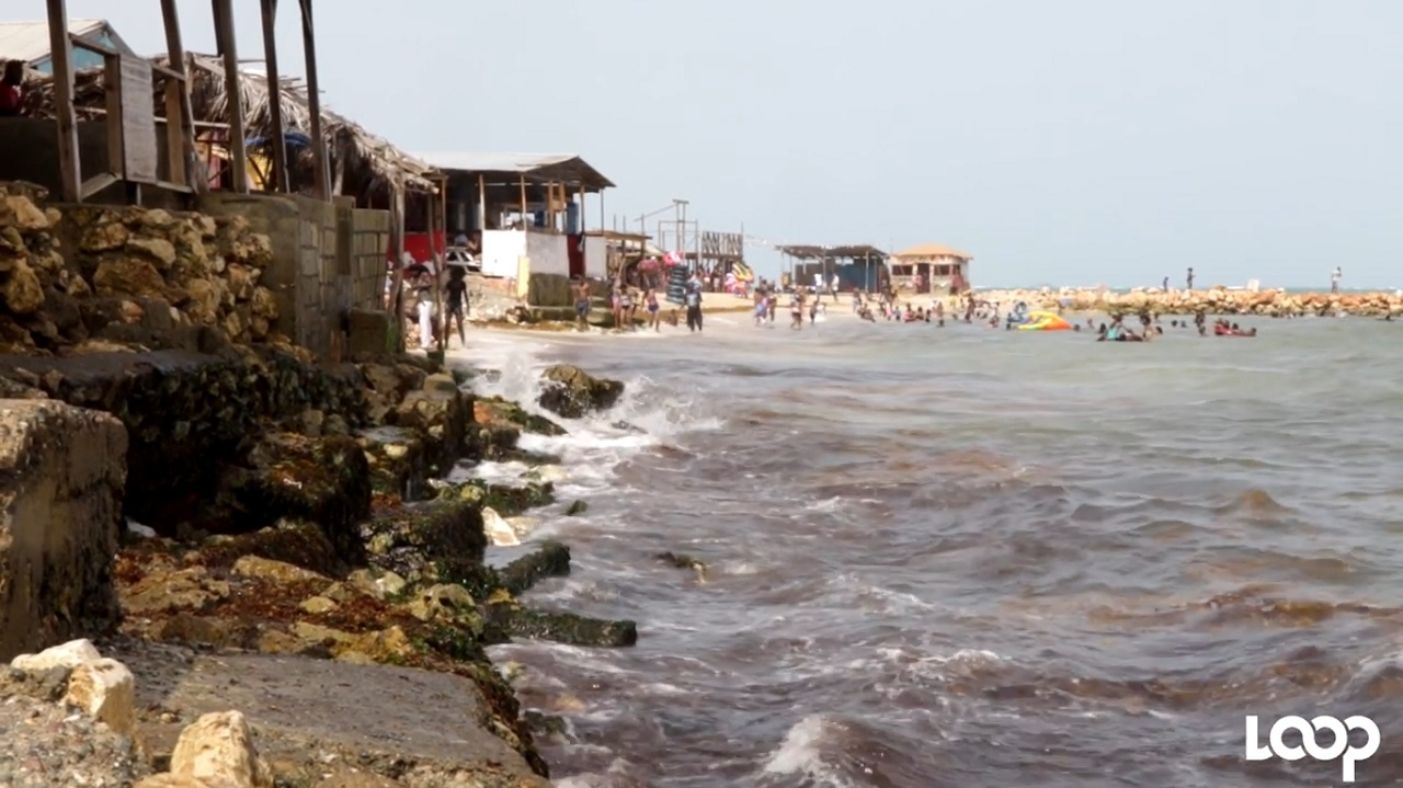 Hellshire vendors cry for help, say beach erosion hurting business