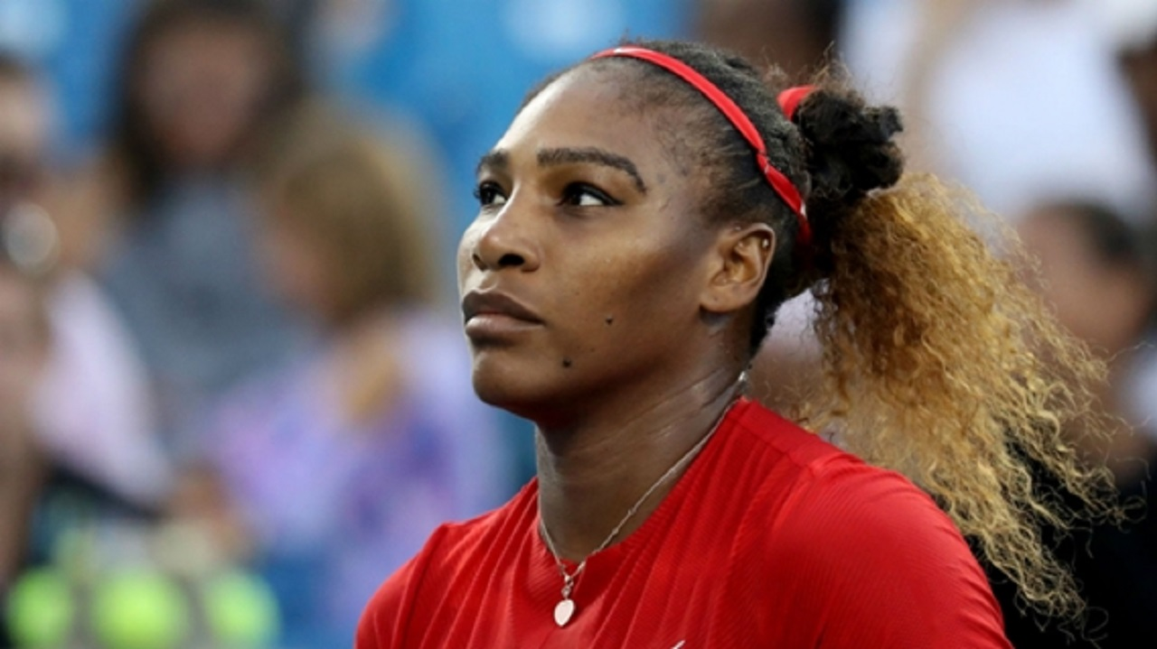 Former world number one Serena Williams.