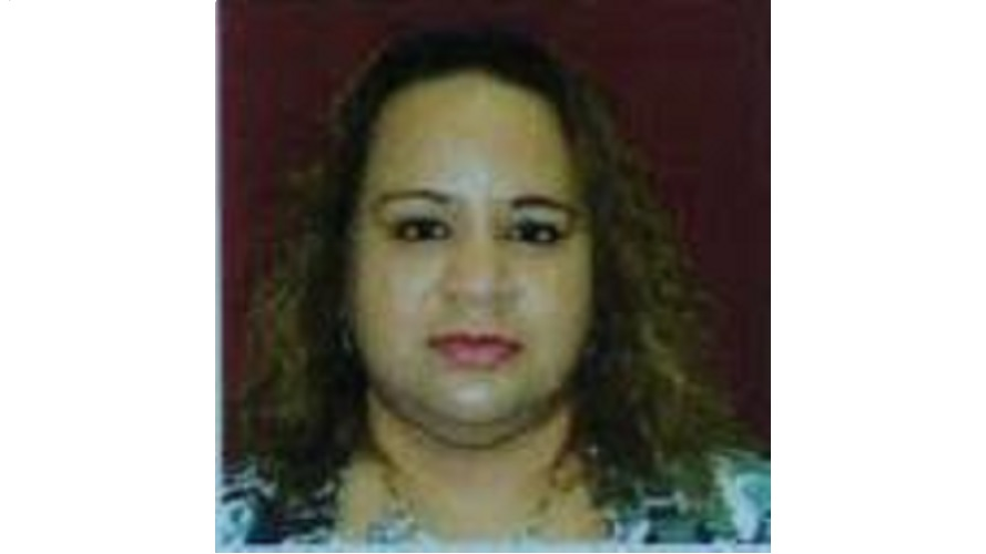 Photo of Deanna Naalini courtesy the Trinidad and Tobago Police Service (TTPS)