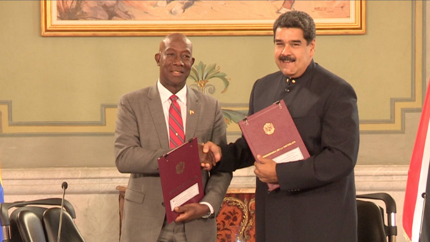 Five things to know about T&T, Venezuela's Dragon gas deal