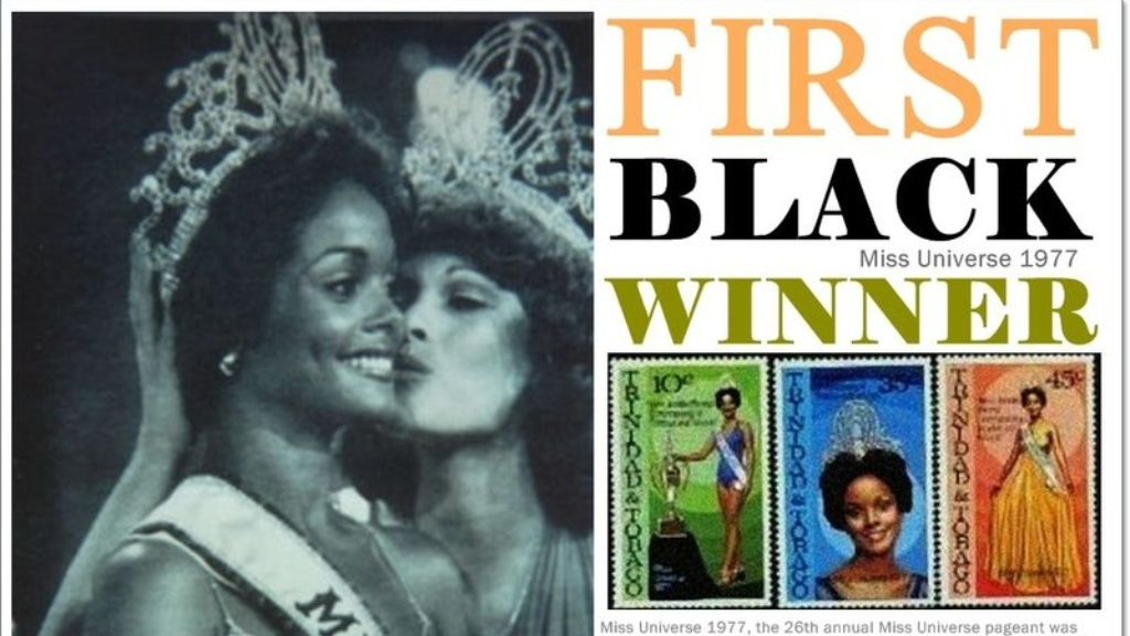 Janelle Commissiong made history in 1977, not only becoming the first Miss Trinidad and Tobago Universe but also the first person of African ethnicity to win the competition.