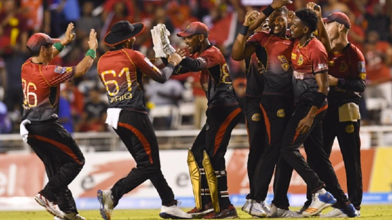 Trinbago Knight Riders are the defending Hero Caribbean Premier League champions.