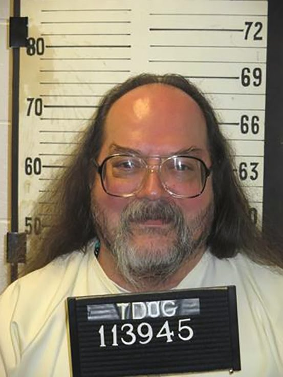Photo de Billy Ray Irick diffusée le 7 août 2018 / TENNESSEE DEPARTMENT OF CORRECTION/AFP