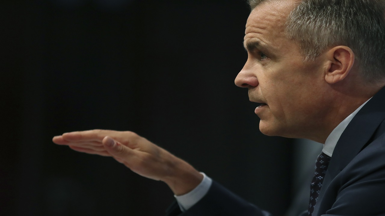 Bank of England Governor, Mark Carney. (AP Photo)