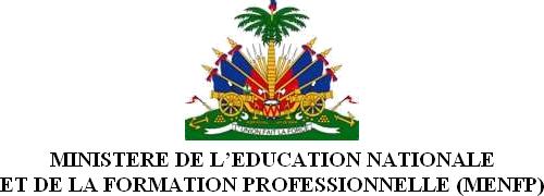 Le MENFP publie les résultats des examens de 9eAFpour 7 départements