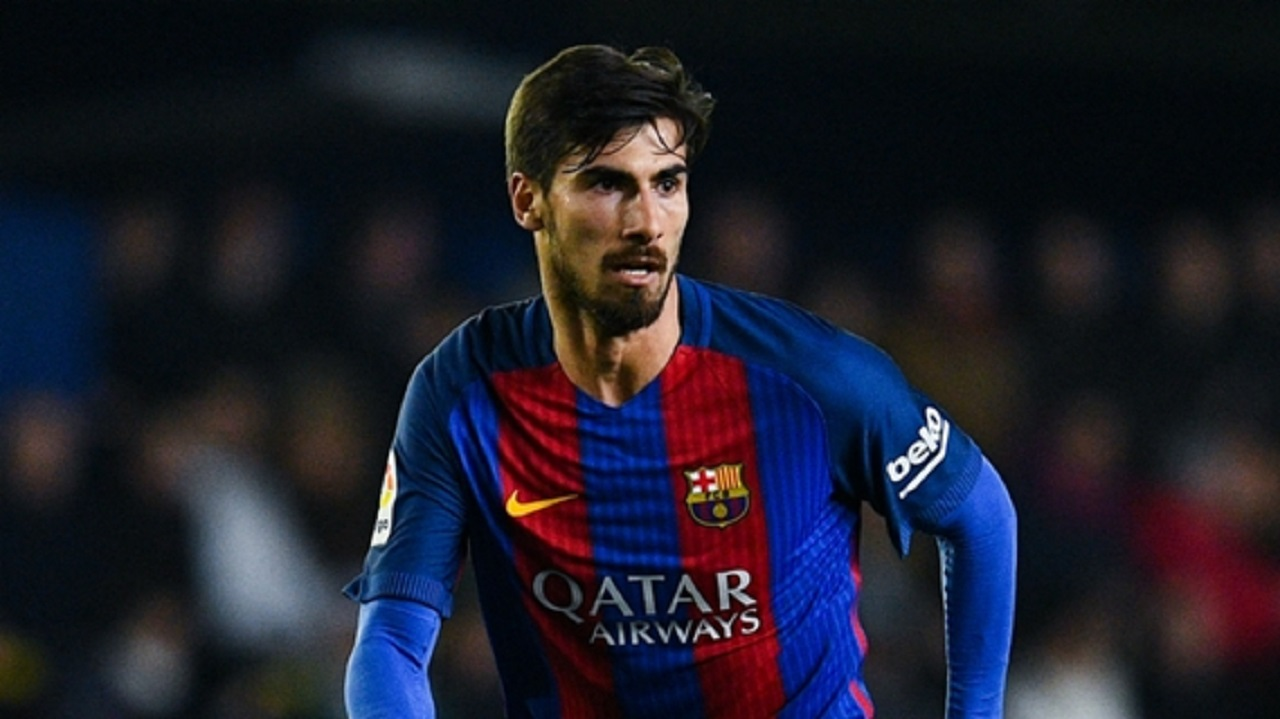 Andre Gomes, who is set to join Everton.