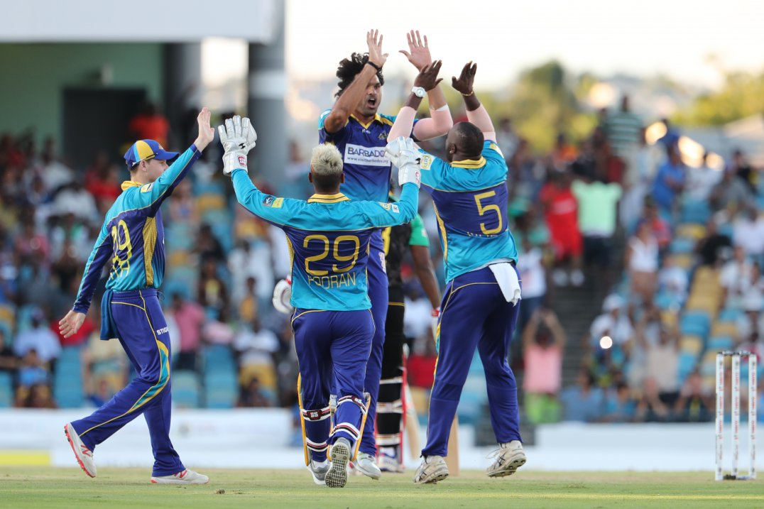 Mohammed Irfan's miserly record could not prevent defeat for the Barbados Tridents