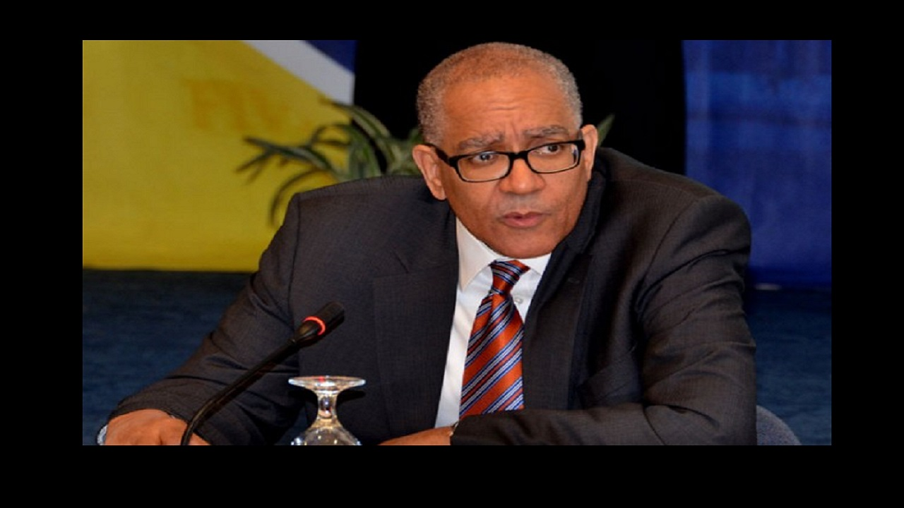 Bank of Jamaica Governor Brian Wynter. Photo via the Jamaica Information Service.