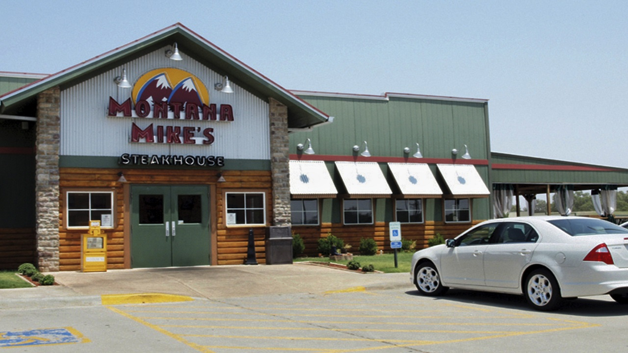 This file photo shows Montana Mike's Steakhouse in Clinton, Okla. A second federal lawsuit has been filed against Walter and Carolyn Schumacher and businesses they operate, alleging luring immigrants to the U.S. on work visas then paying substandard wages. (Photo: AP)