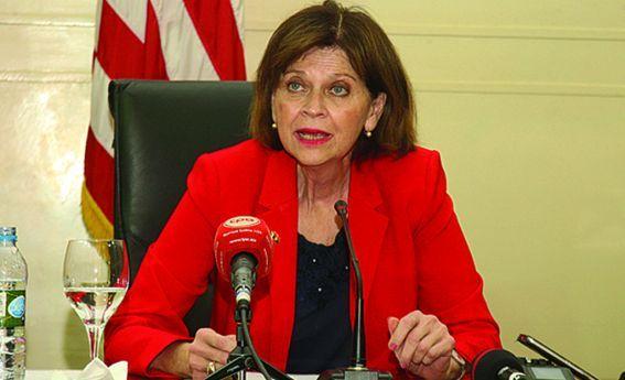 [Officiel]: Une nouvelle Représentante de l'ONU en Haiti et à la tête de la MINUJUSTH