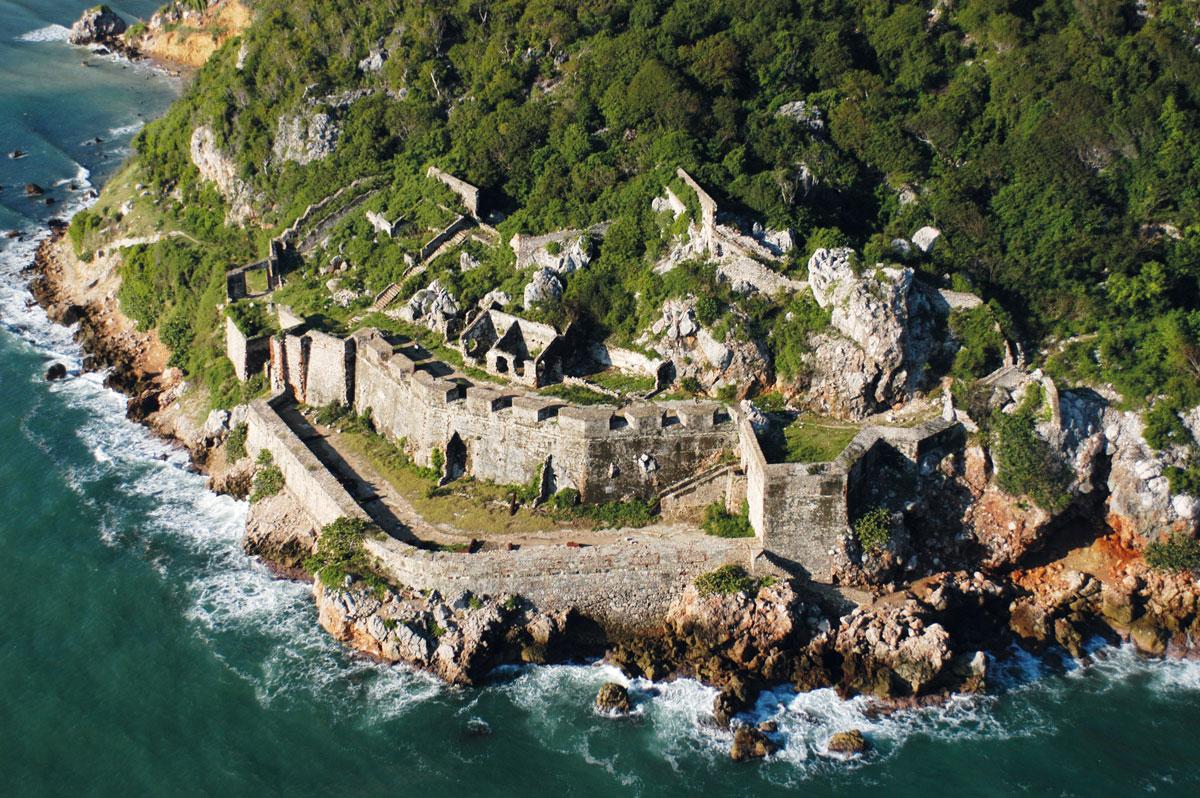Photo : Forts Moles Saint-Nicolas - Crédit Photo : Daniel Kedar