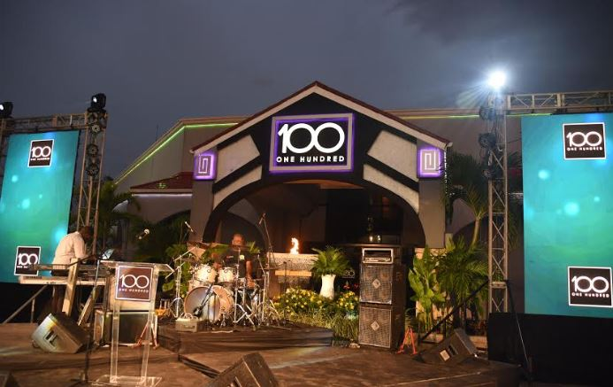 100 restaurant and lounge opens in Jamaica's second city.