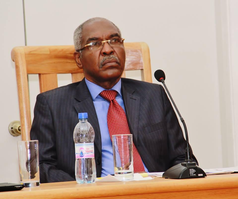 L'actuel Directeur Général de l'ULCC, David Bazile./Photo: Netalkole.com