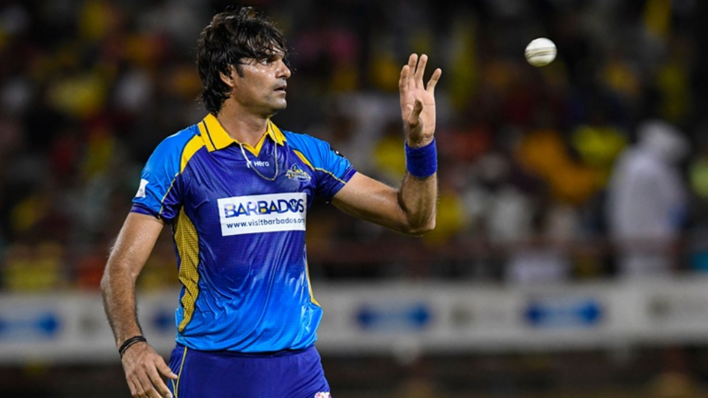 Mohammad Irfan only conceded one run off his four over spell, the most miserly T20 spell in the format's history