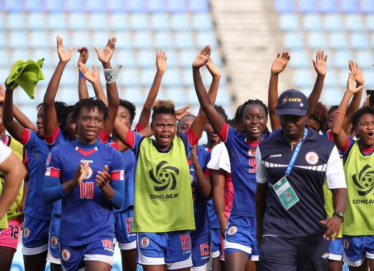 Un an de provisions alimentaires gratuite pour l'équipe féminine U-20.  Photo: Fifa.com