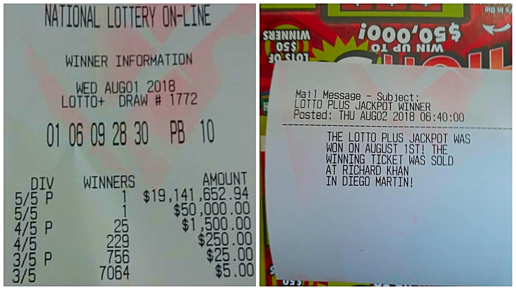 Emancipation Day winner snags $19M Lotto jackpot in Diego