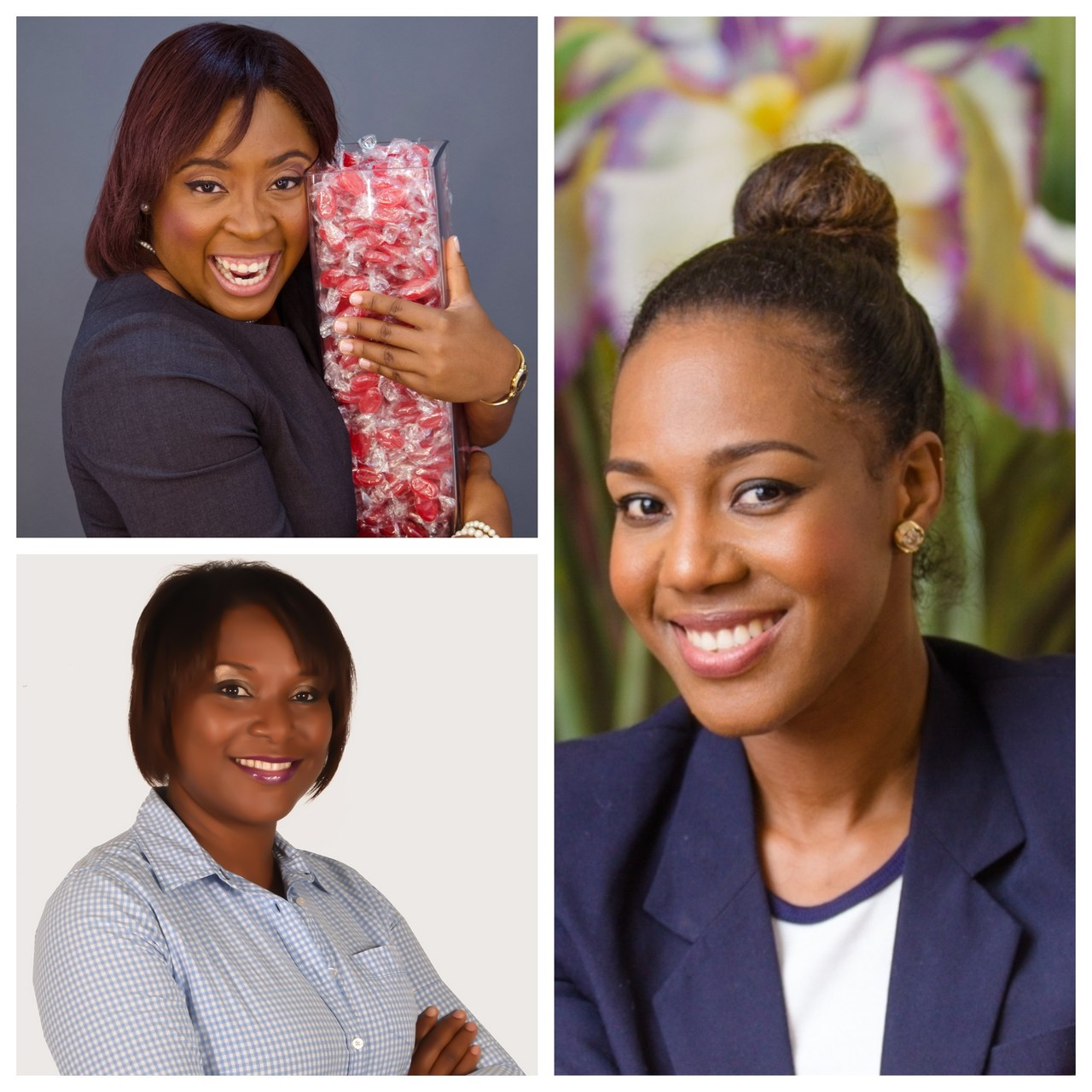 "The all-female event will feature a line-up of experts who have ""walked the talk"" are: Patria-Kaye Aarons, Diana Samuels and Terri-Karelle Reid."