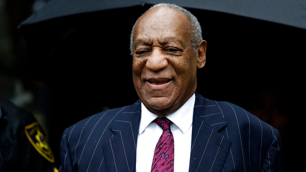 Cosby gets three to 10 years for drugging and sex assault conviction