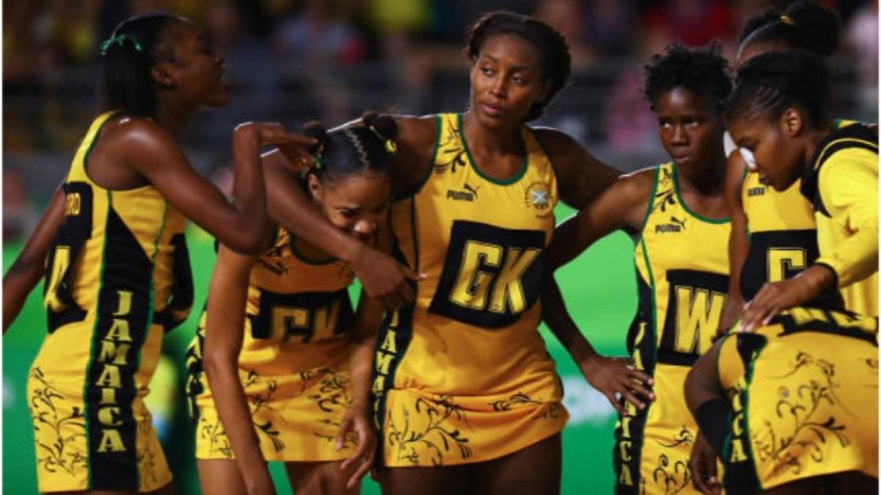Jamaica's Sunshine Girls.