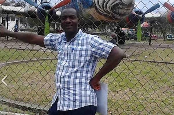 USA: Cet Haïtien est en prison depuis 2 ans après avoir demandé l'asile. Photo: Cleveland.com