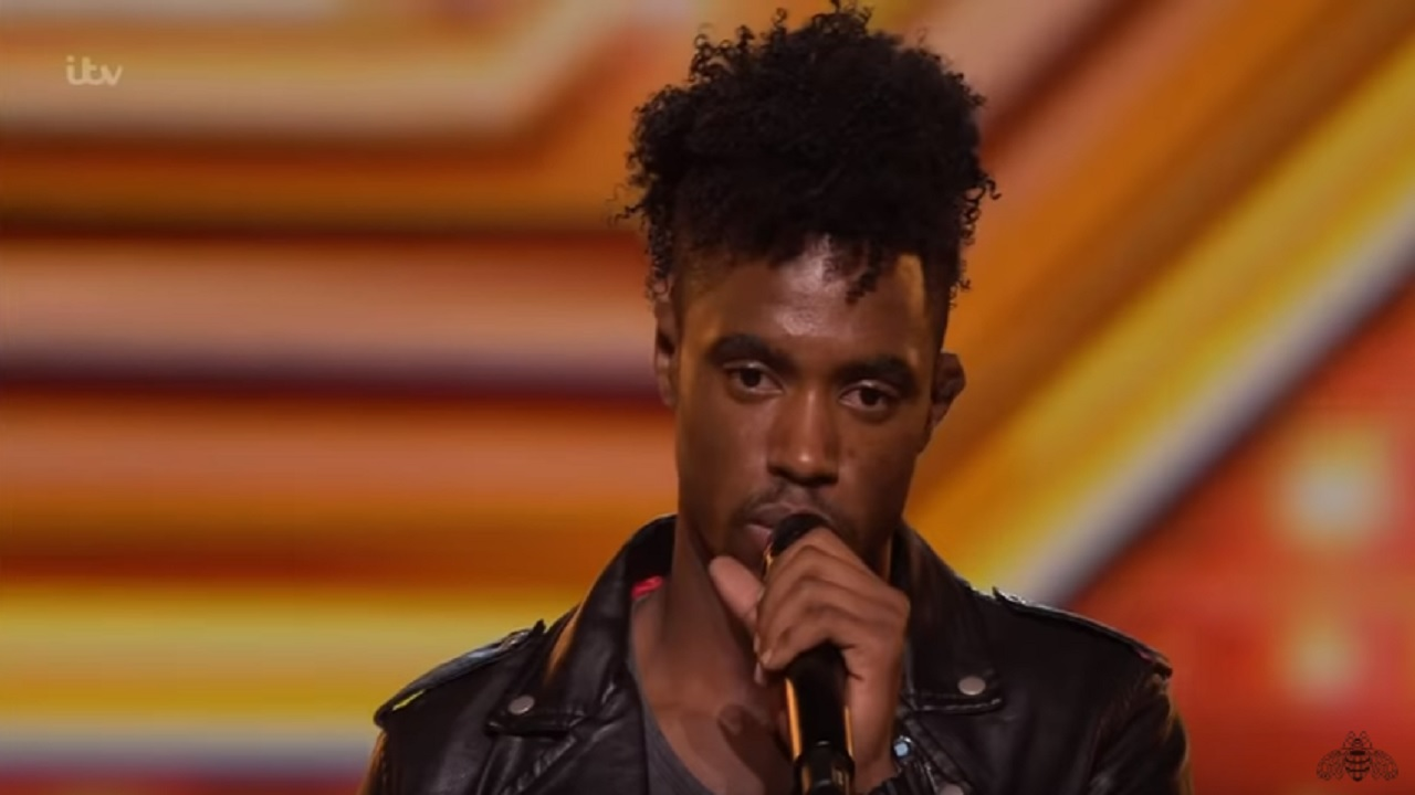 """Emotions ran high during Sunday night's show as Dalton Harris battled overcame stage jitters to perform an Elton John classic, """"Sorry Seems To Be The Hardest Word"""", and impress the judges"""