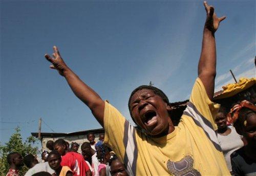La Justice haïtienne a-t-elle oublié les victimes de Saint Jean Bosco? Photo: HPN