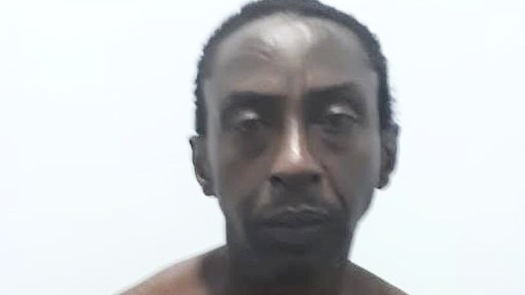 Shawn Adams, aka 'Skunky' was charged with sexual penetration of a 10-year-old girl. The incident allegedly occurred on September 2, 2018. Photo courtesy the Trinidad and Tobago Police Service.