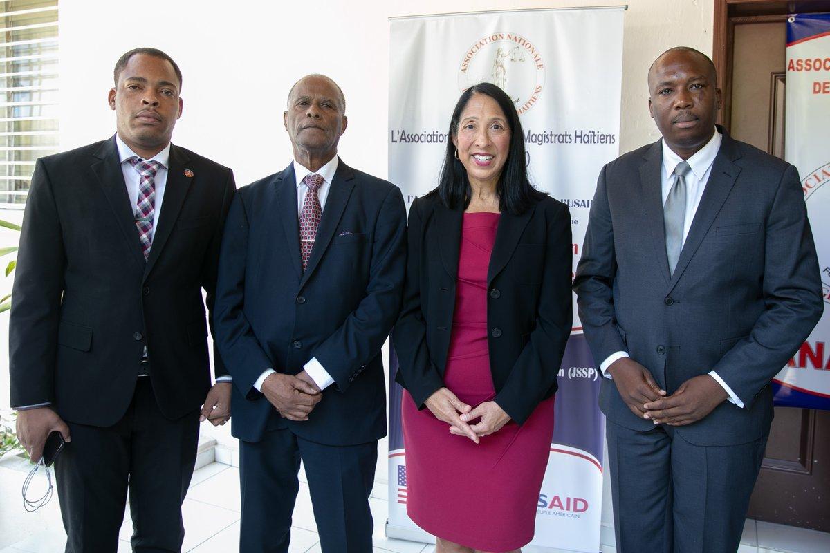 Des assises autour de l'amendement des codes pénal et de Procédure pénale en Haiti