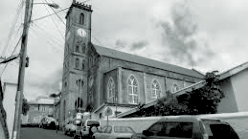 Cathedral of Immaculate Conception, Grenada.