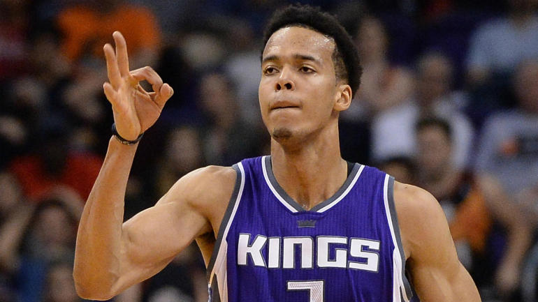 The basketball Player : Skal Labissiere.