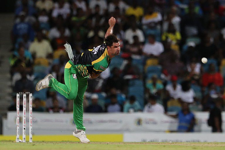 Colin De Grandhomme replaced Imad Wasim in the Jamaica Tallawahs squad