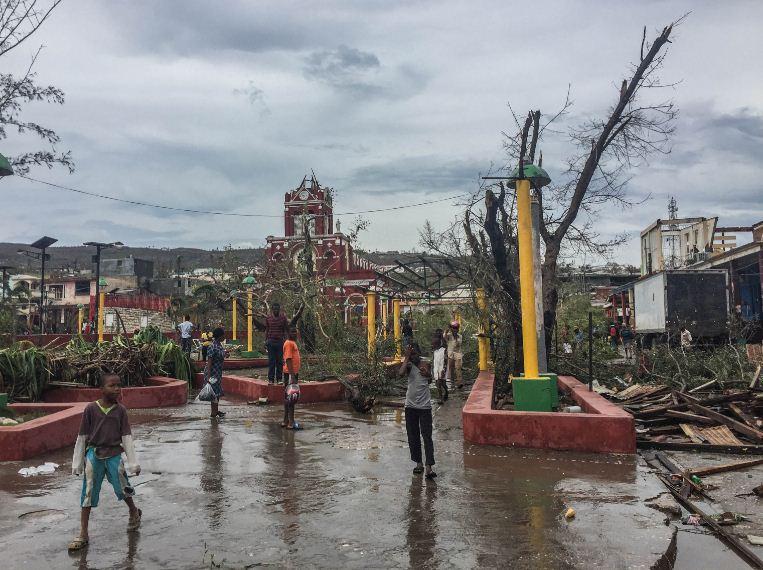 «386 050 personnes nécessitent une aide humanitaire après le choc provoqué par l'ouragan Matthew en 2016» , selon la FAO