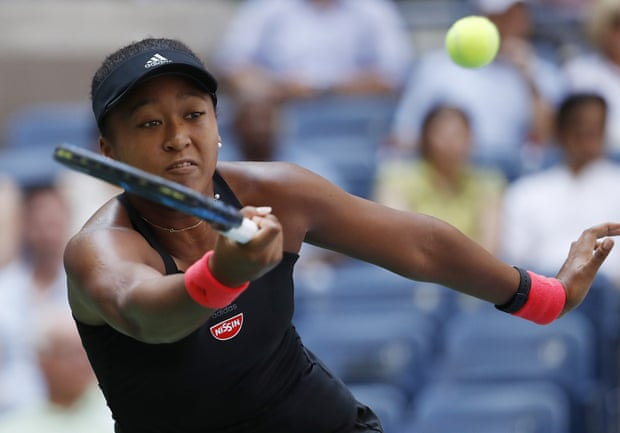 Naomi Osaka.