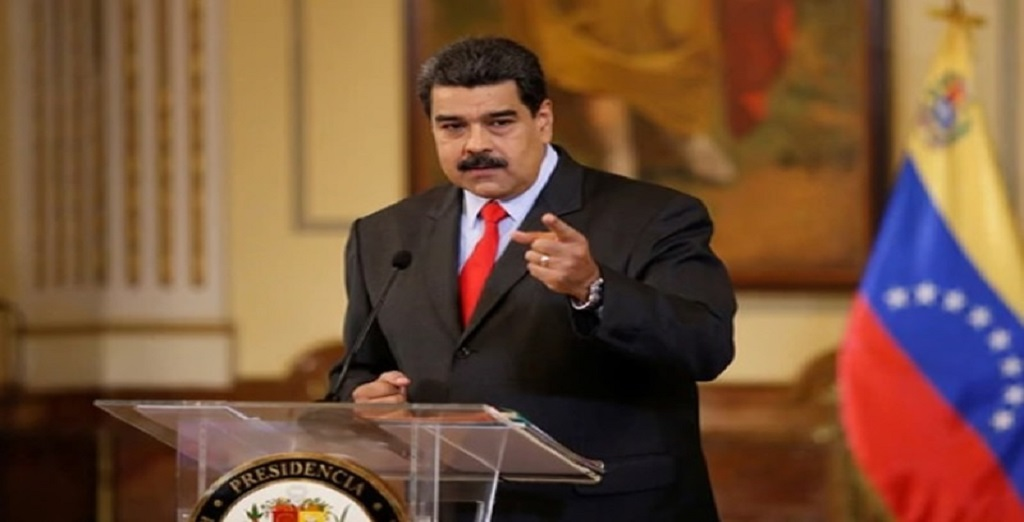 Le président de la République bolivarienne du Venezuela, Nicolás Maduro - Crédit : www.vtv.gob.ve