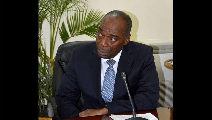 L'ancien ministre de la Planification et de la Coopération externe, Yves Germain Joseph