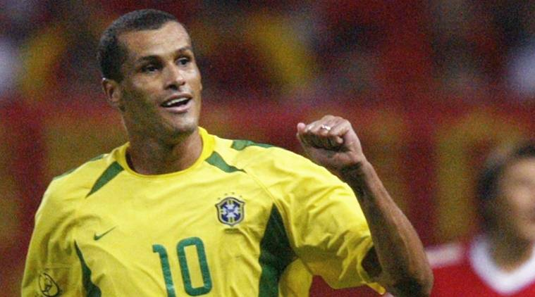 L'ancien international bresilien, Rivaldo, est en Haiti