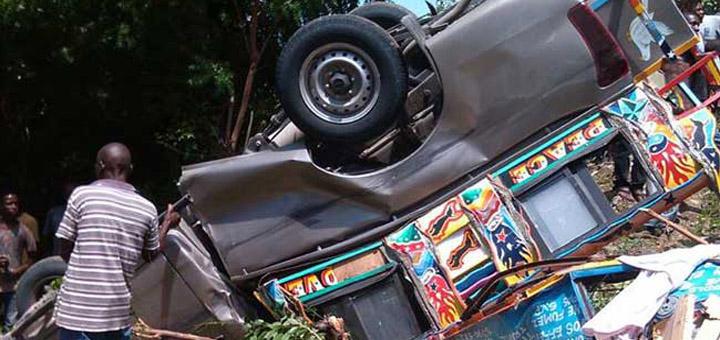 C'est une proportion active de la population haïtienne (moins que 50 ans) qui est victime d'accidents sur les voies publiques, estime Garnel Michel dans le dernier bilan de Stop Accident