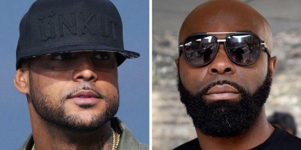 Les rappeurs ennemis Booba et Kaaris se retrouvent jeudi devant la justice t s'expliquer sur leur rixe en plein aéroport d'Orly début août
