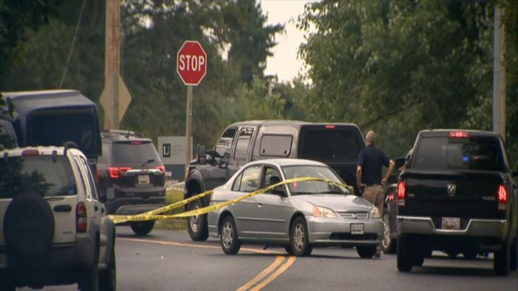 Multiple victims have been reported in a shooting in Maryland on Thursday. Photo: ABC News.