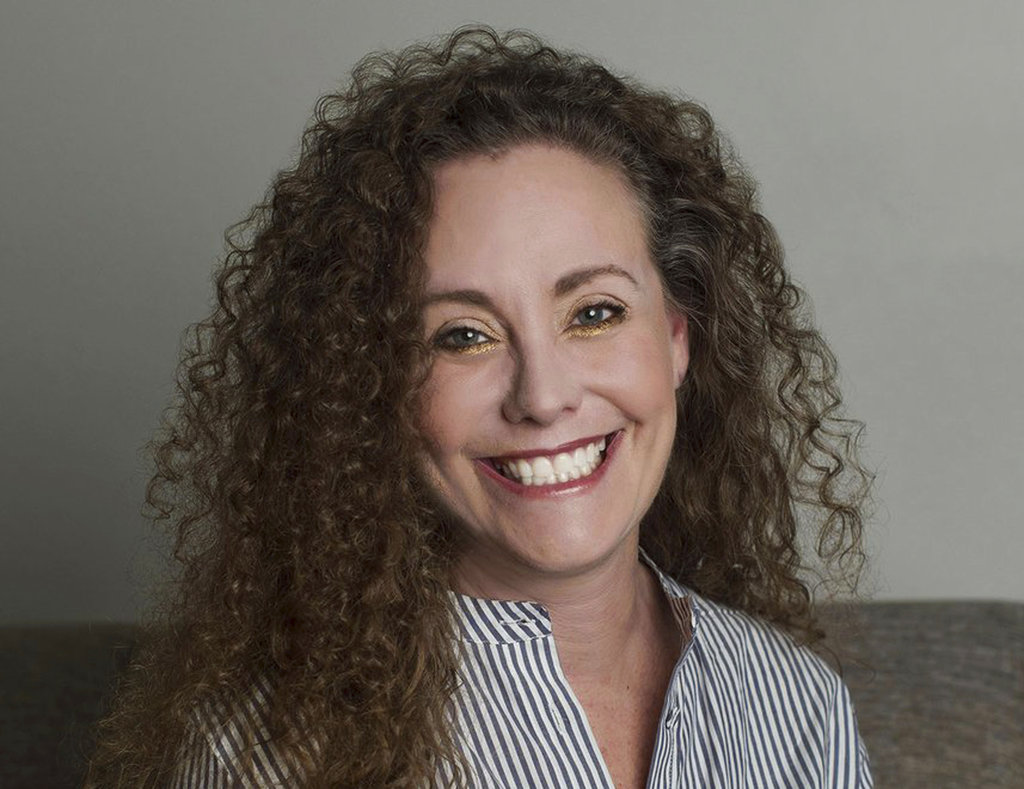 This undated photo of Julie Swetnick was released by her attorney Michael Avenatti via Twitter, Wednesday, Sept. 26. 2018. The Senate Judiciary Committee is reviewing allegations by Swetnick, accusing Supreme Court nominee Brett Kavanaugh of sexual misconduct, a panel spokesman said. (Michael Avenatti via AP)