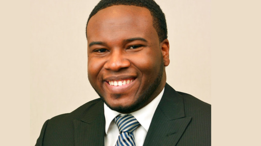 This Feb. 27, 2014, portrait provided by Harding University in Searcy, Ark., shows Botham Jean. Authorities said Friday, Sept. 7, 2018, that a Dallas police officer returning home from work shot and killed Jean, a neighbor, after she said she mistook his apartment for her own. The officer called dispatch to report that she had shot the man Thursday night, police said. (Jeff Montgomery/Harding University via AP)