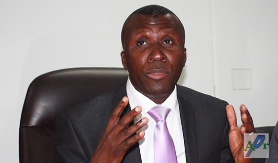 Me Ocnam Clamé Daméus, Commissaire du Gouvernement / Photo: AlterPresse