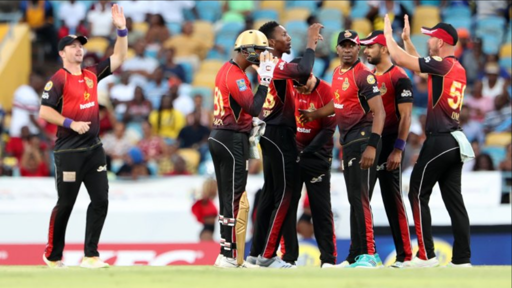 The Knight Riders are on the verge of returning to the Hero CPL play-offs