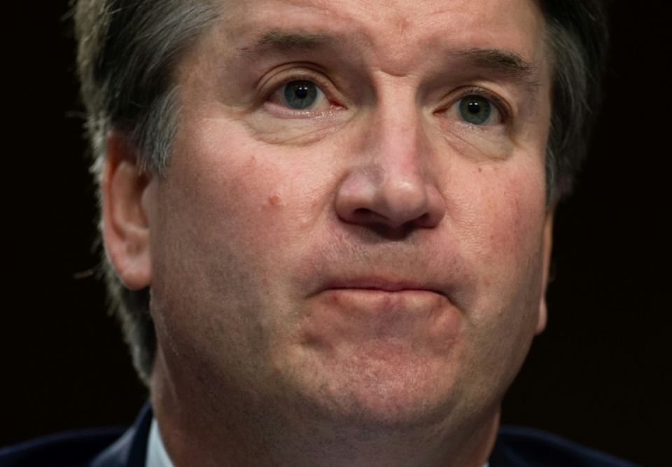 USA: les républicains pressent le pas pour la confirmation du juge Kavanaugh