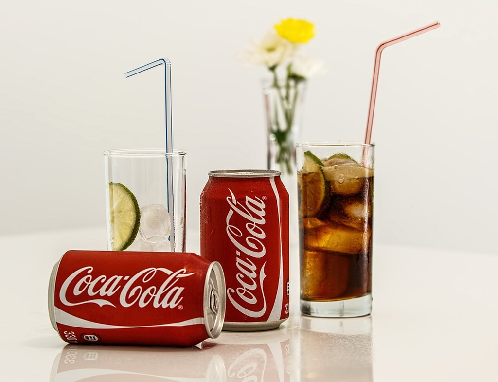 Coca-Cola says it's eyeing the growing market for health drinks infused with cannabidiol- or CBD- but has made no decisions