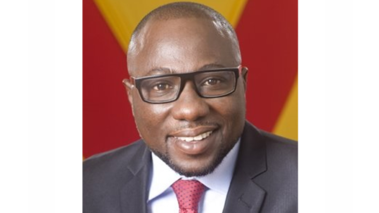 Minister of Small Business, Entrepreneurship and Commerce, Dwight Sutherland.