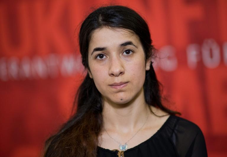 Le prix Nobel de la paix a été attribué à la Yazidie Nadia Murad, ex-esclave du groupe Etat islamique