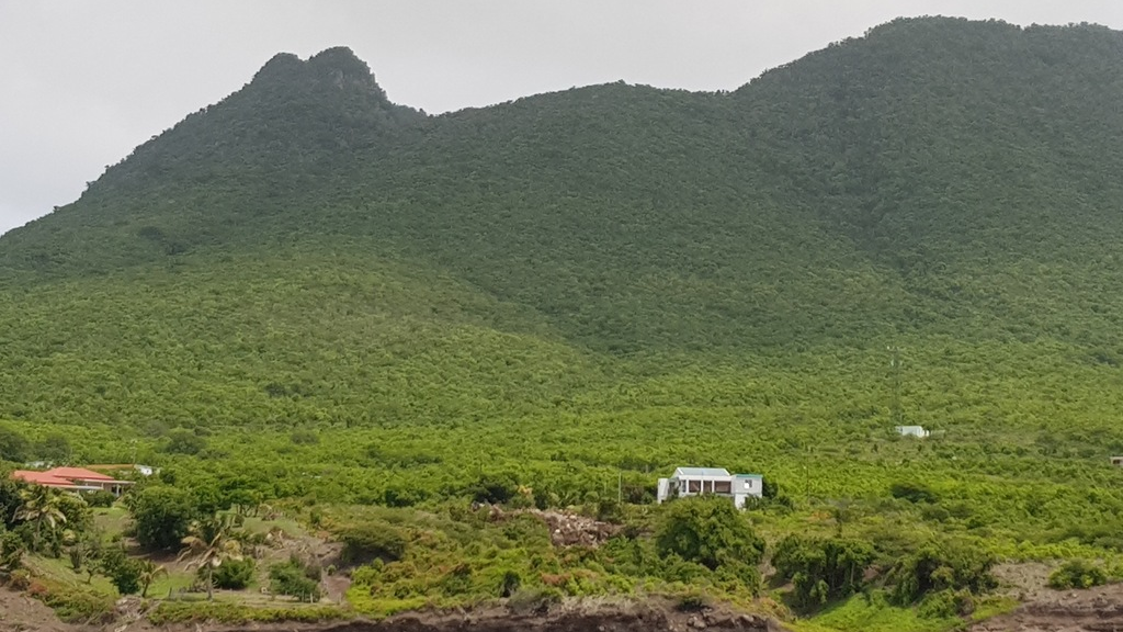 Hiking the Quill Volcano is a popular activity for tourists in Sint Eustatius.