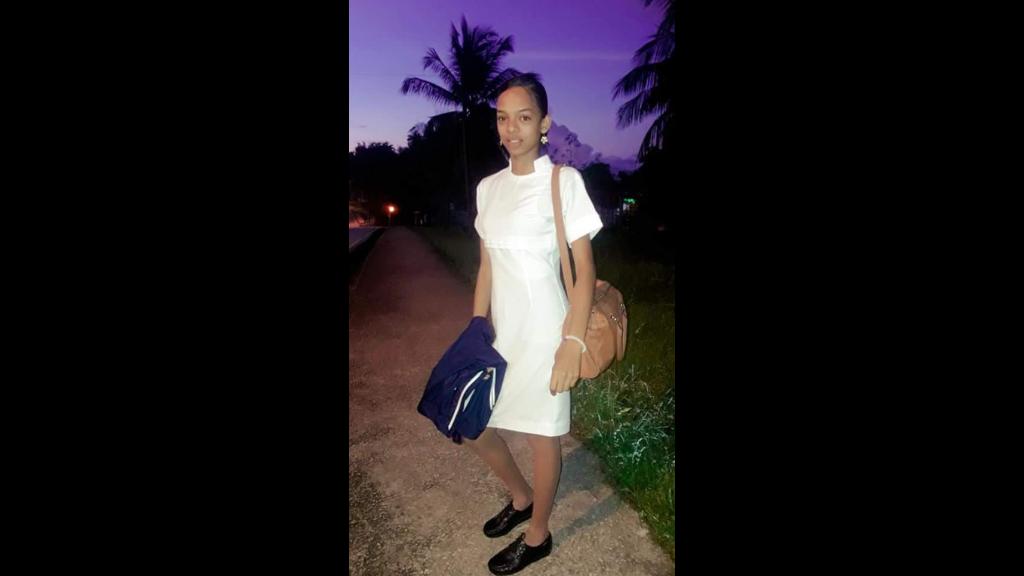 Missing teen, Afiesha Zamore.