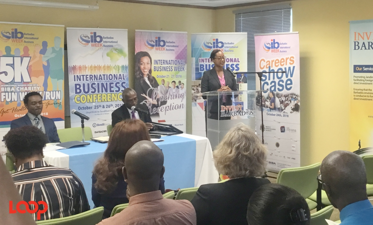 President of BIBA Julia Hope is excitedly looking forward to this year's International Business Week.